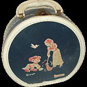 Vintage Snow White Doll Clothes Case Suit Case