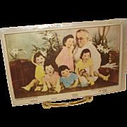 Vintage Dionne Quintuplets Post Card