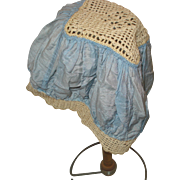 Vintage Silk Sleeping Cap