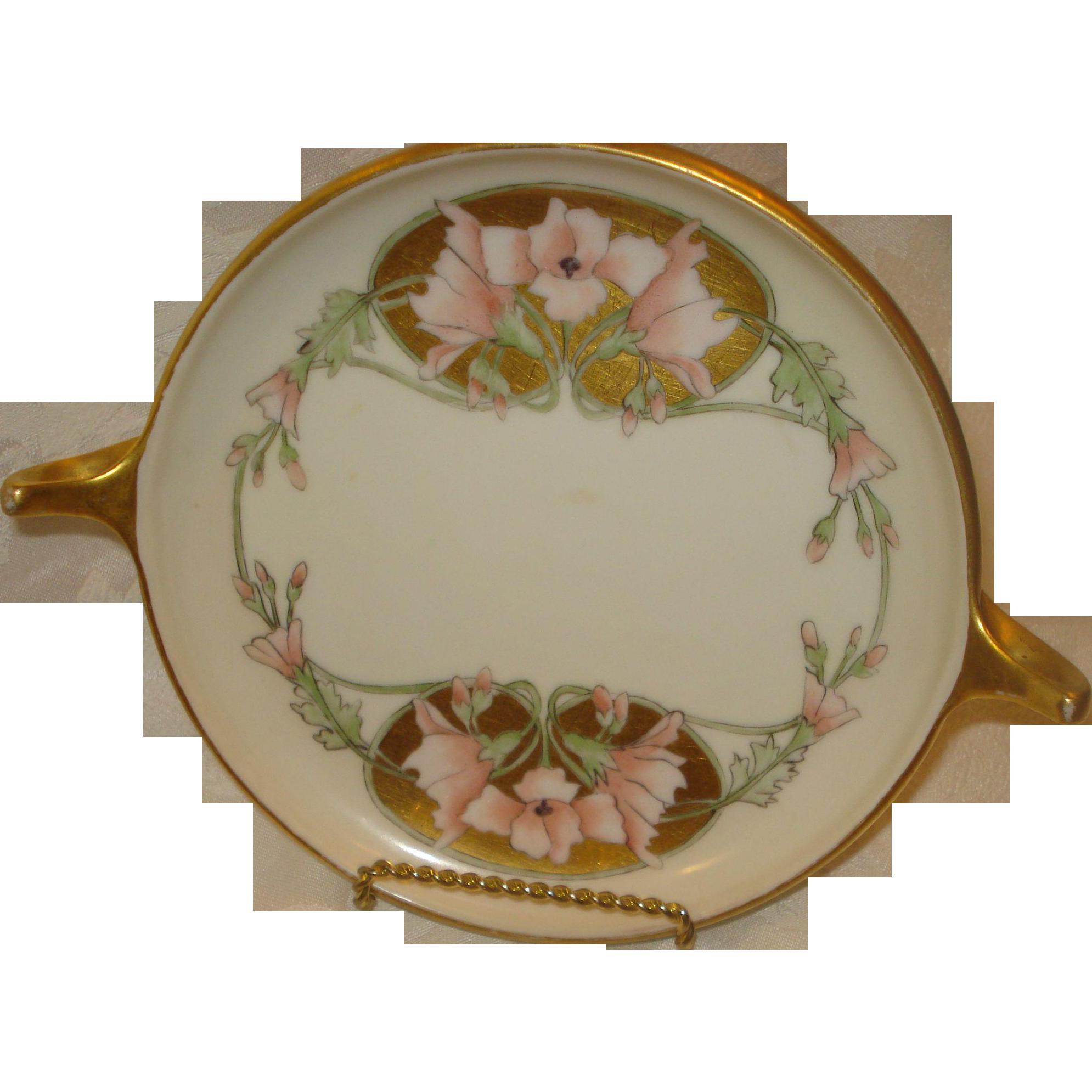 Rosenthal Bavaria Donatello Porcelain Dessert Tray