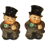 Vintage Goebel Chimney Sweep Salt & Pepper Shakers