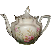 Unsigned R S Prussia Tea Pot