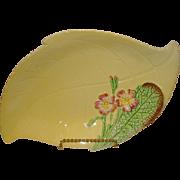 Carlton Ware Porcelain Dish Primula