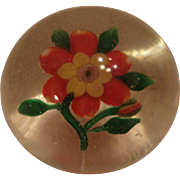 Early China Glass Paperweight