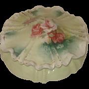 R S Prussia Porcelain Dresser Box