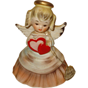 Inarco Vintage Valentine February Angel