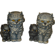 Vintage Goebel Persian Cat /Kitten Figurines