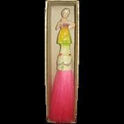 Gretel Half Doll Vanity Brush