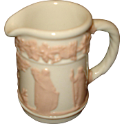 Wedgwood Queens Ware Barlaston Miniature Creamer