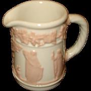 Wedgwood Queens Ware Barlaston Miniature Creamer