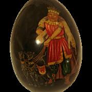 Russian Lacquer Egg