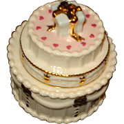 Lenox Porcelain Birthday Box