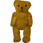 Vintage Miniature Jointed Teddy Bear