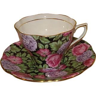 Rosina Chintz Bone China Cup & Saucer