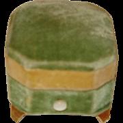 Victorian Velvet Ring Box