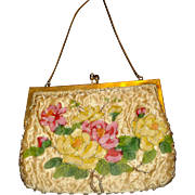 Vintage Beaded Purse Adele