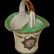 Noritake Porcelain Basket