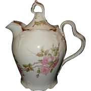 Bavaria Porcelain Tea Pot