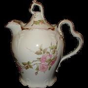 Bavaria Porcelain Tea Pot