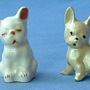 5 fun French Bulldog minis 4 doll house