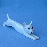 1940s Gotha Pfeffer Germany French bulldog  5""