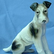 1940 Jack Russell / Wire Fox Terrier Germany 6""