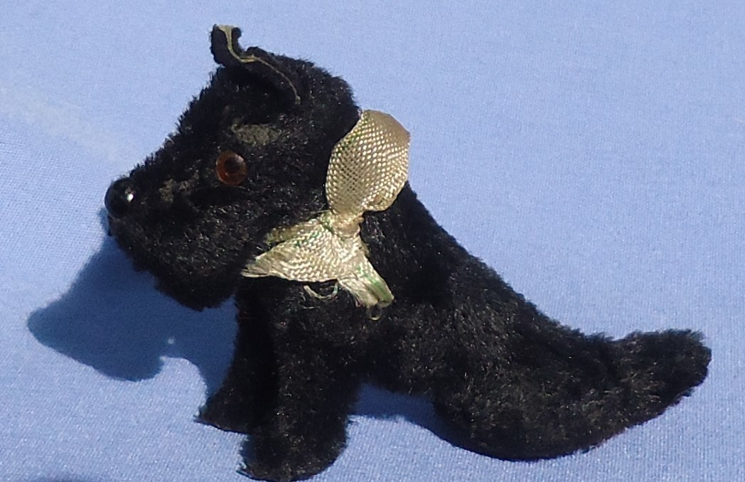 antique Scottish terrier Germany 4 French fashion doll