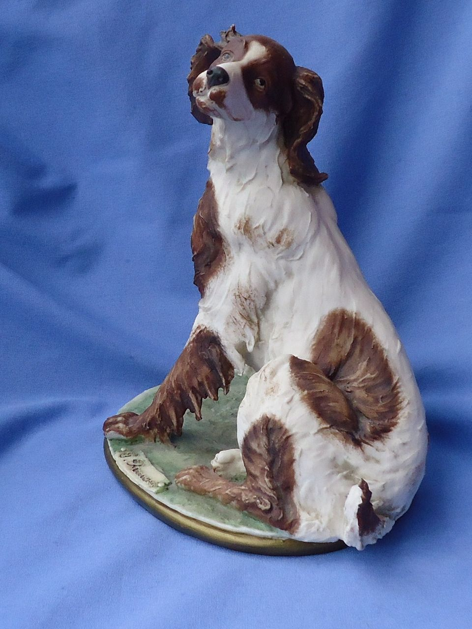 HTF 1982 Armani  English setter Welsh Brittany spaniel 9""