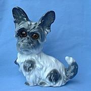 """vintage perfume lamp Bavaria Skye  Silky terrier 8"""""""
