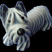"Skye Silky Yorkshire terrier Briard Bosse deco design dog MO Germany 4"""