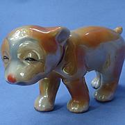"1930 Bonzo dog luster wear 5"""