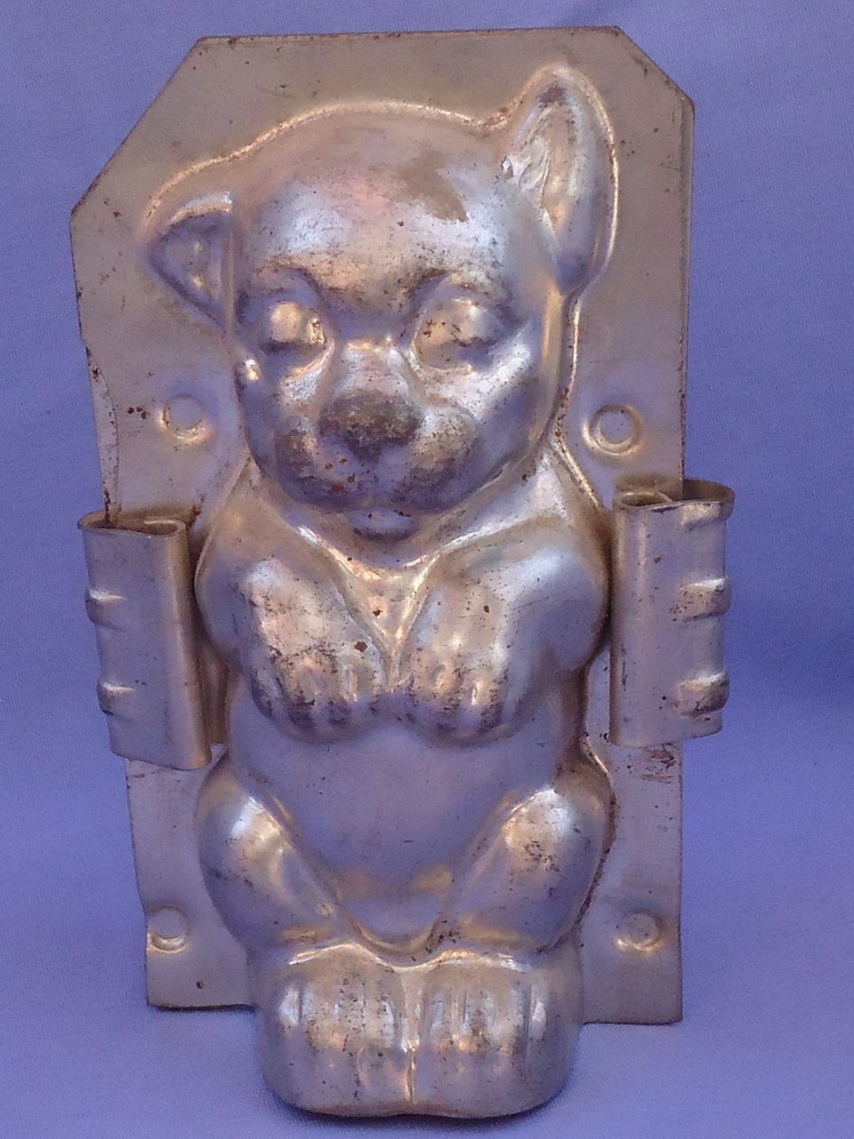 vintage Bonzo chocolate mold 5""