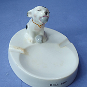art deco Bonzo Ball Boy ashtray Grafton China England