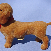 antique Dachshund dog French fashion doll Germany 3""