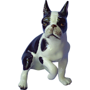 "Boston terrier china dog 6"""