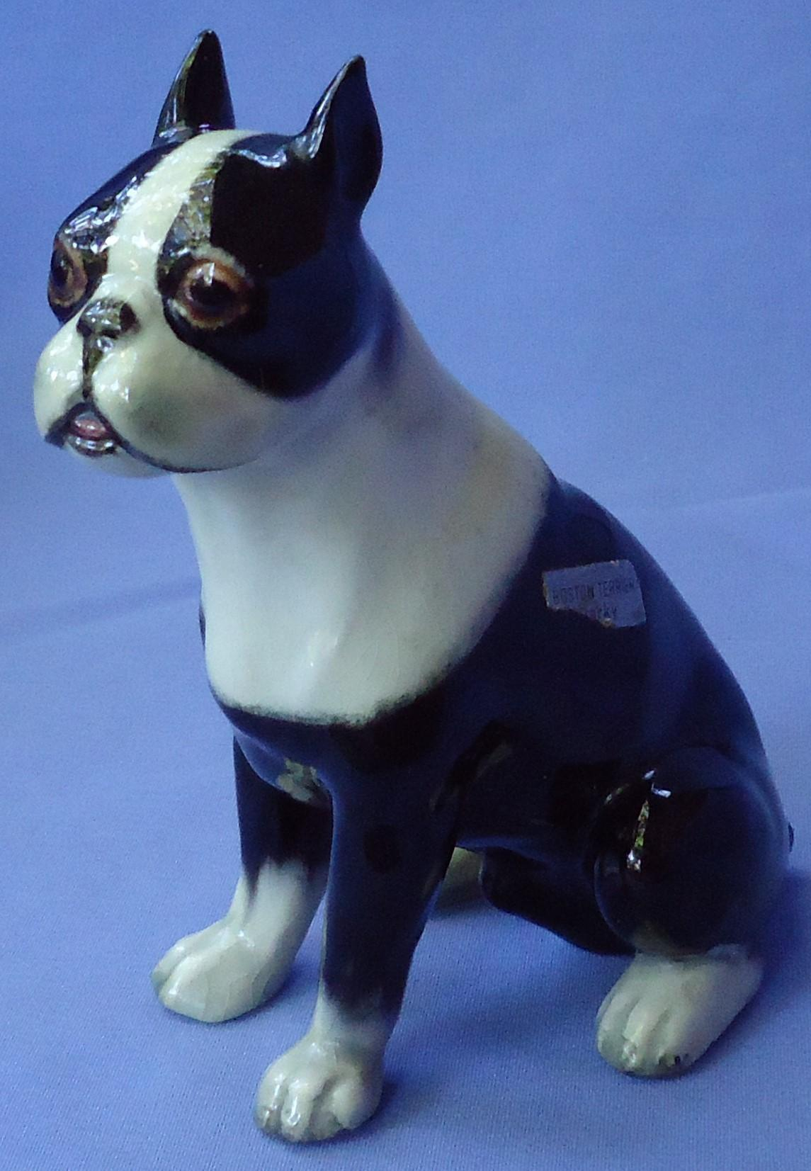 vintage Boston Terrier Germany 6""