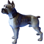 """1950s Boxer dog Hutschenreuther Germany 6"""""""