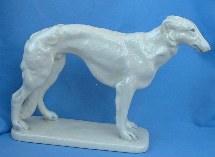 1950s male Borzoi Germany 11""