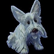 "Cacciapuoti Scottish terrier Italy 7"" Scotty dog"