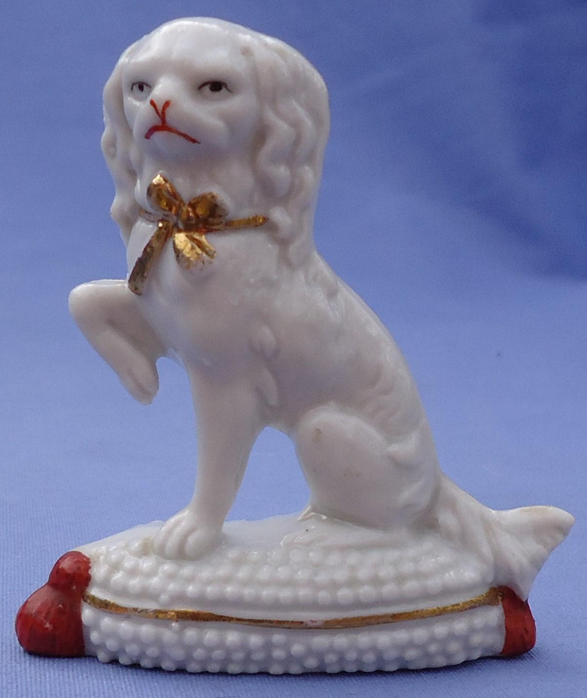 antique Cavalier King Charles Spaniel Germany