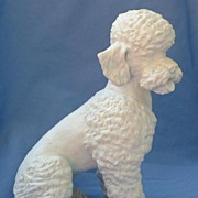 1950s Poodle Kaiser Germany 8""