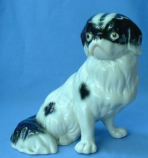 1940s Japanese Chin  Germany 9""
