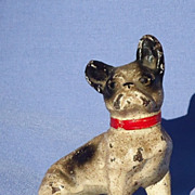 Hubley cast iron French Bulldog