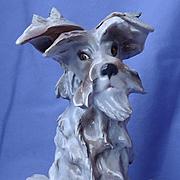 "Cacciapuoti Scottish terrier scotty dog Bolognese Italy 8"""