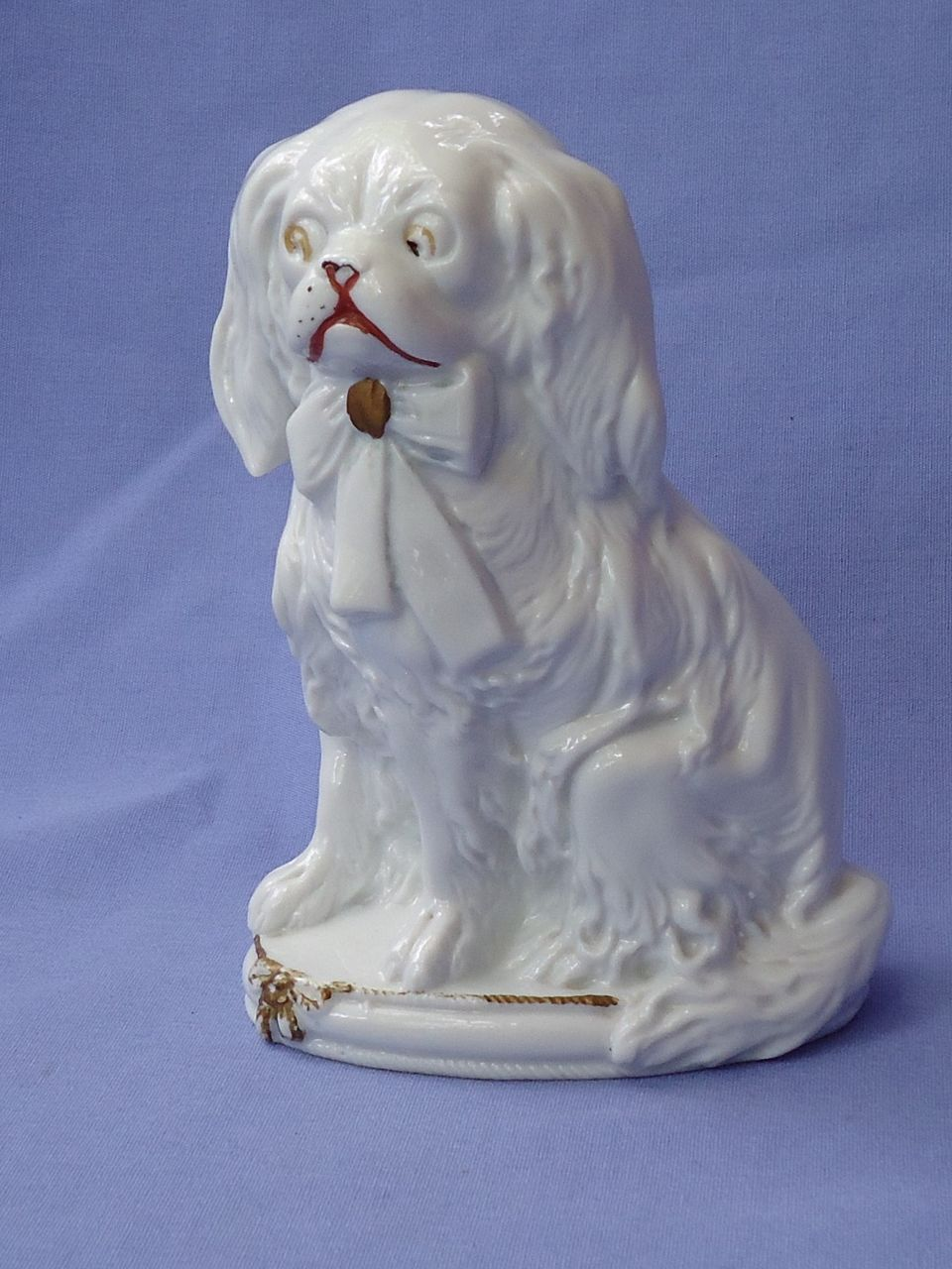 1890s  Cavalier King Charles spaniel Germany 5""