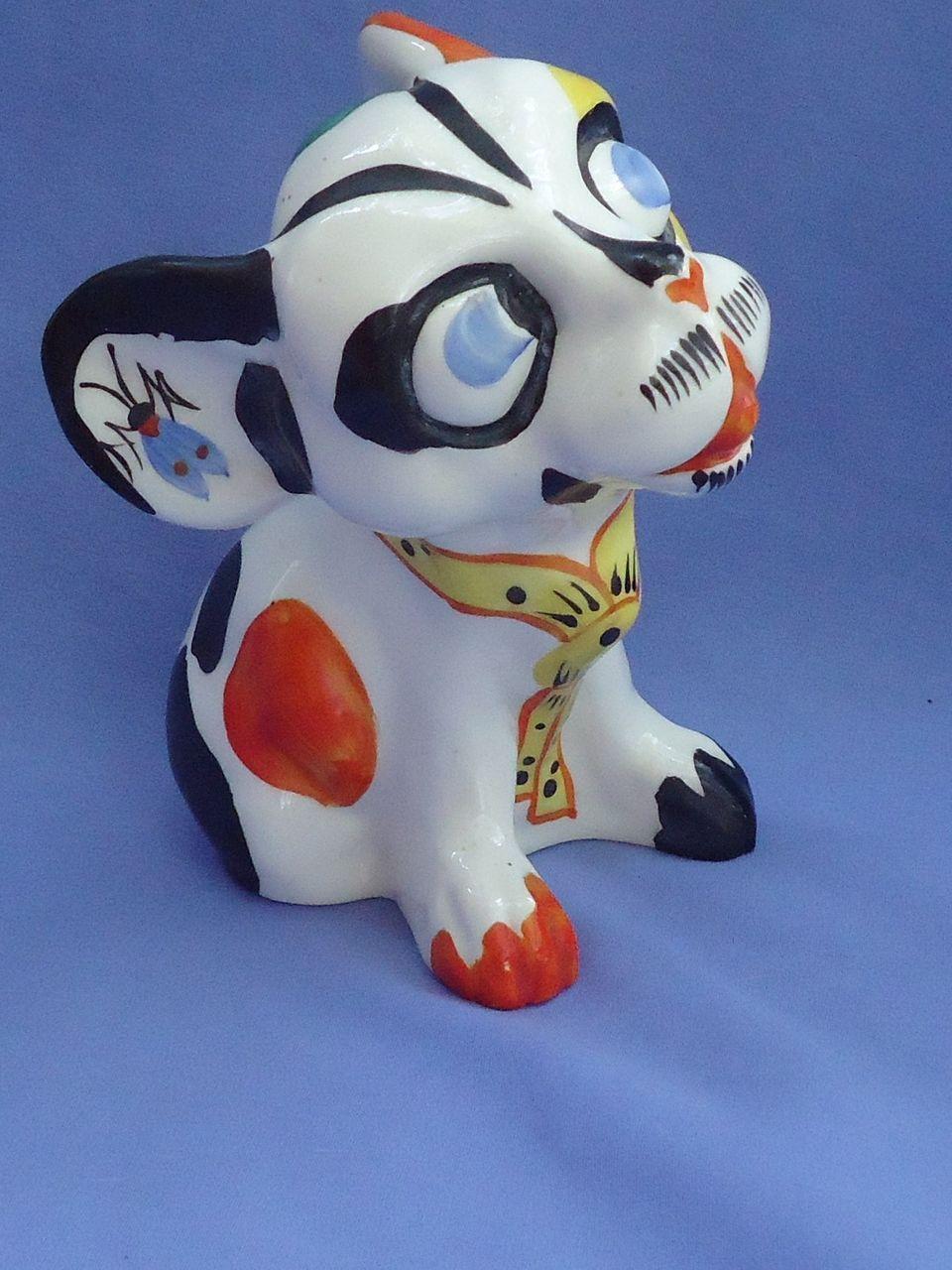 "Ditmar Urbach French Bulldog  Czechoslovakia 6"""
