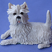 West Highland terrier Eve Pearce England 1/1