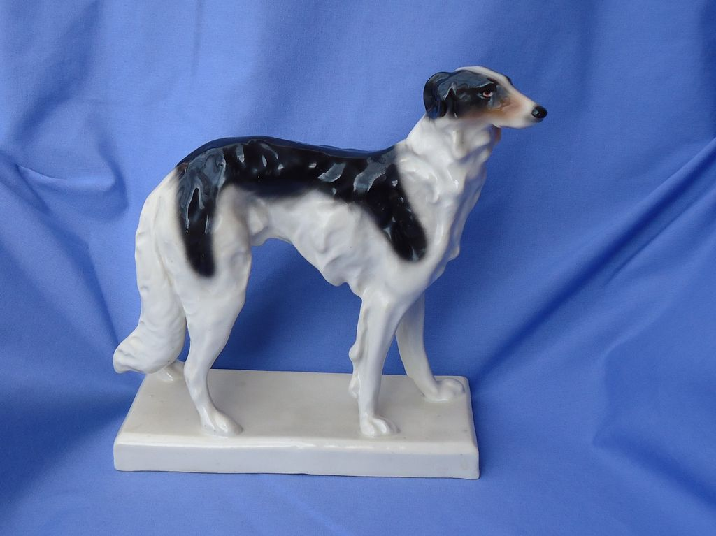 1930s Borzoi  Erphila Germany 11""