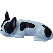 "French Bulldog  Heubach/Erphila Germany 6"""
