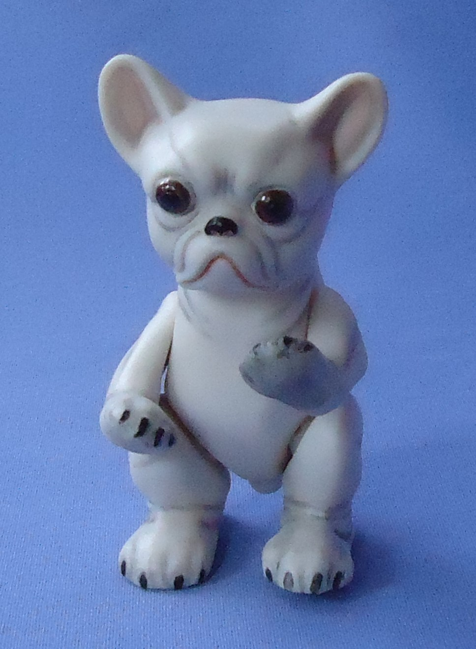 1975 French bulldog by Berdine Wyffles